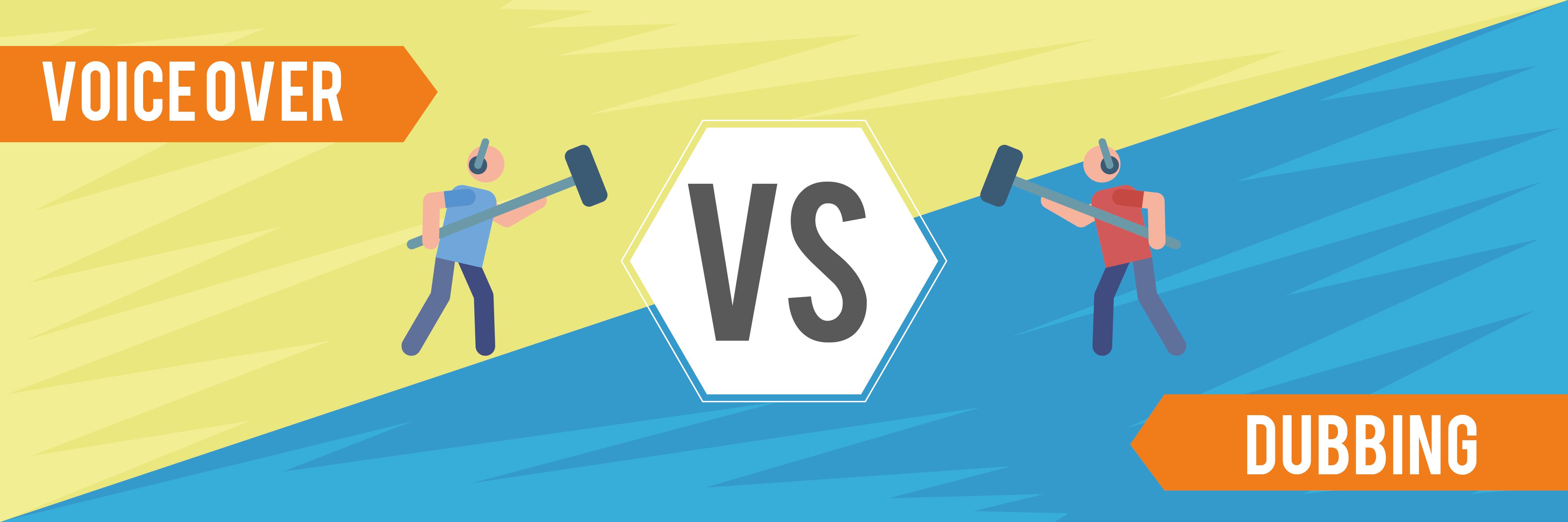 Voice-over-vs-dubbing-versus-both-of-them