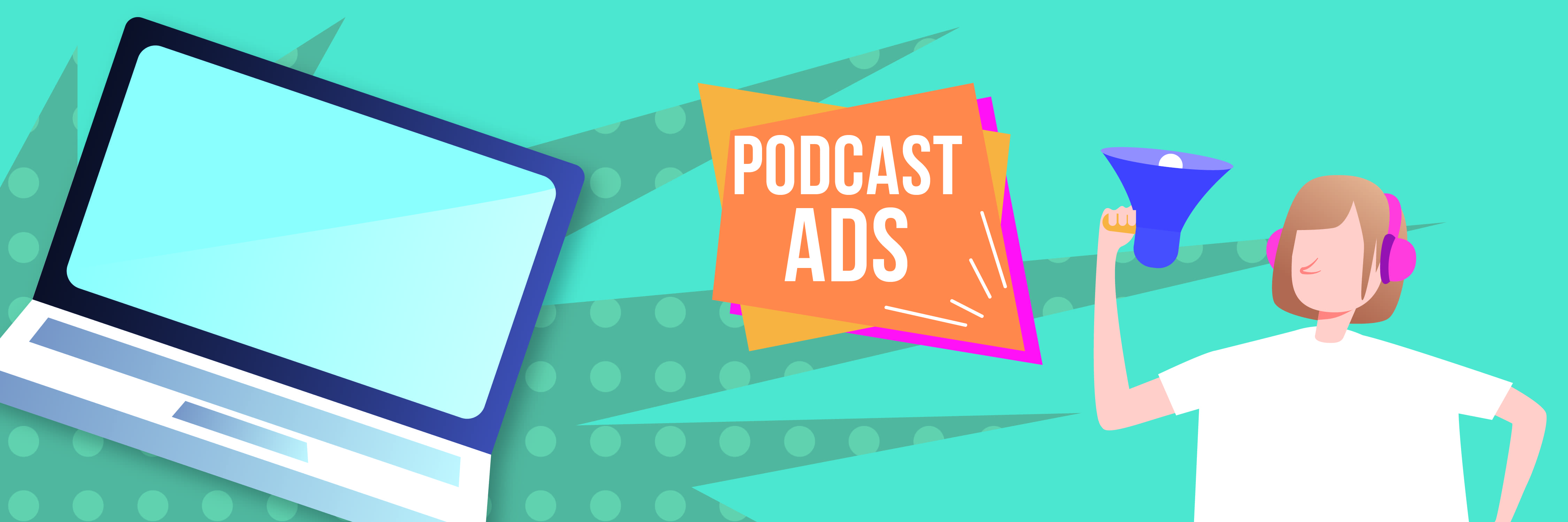 podcast-ads-laptop-person-advertising-speaking-to-promote