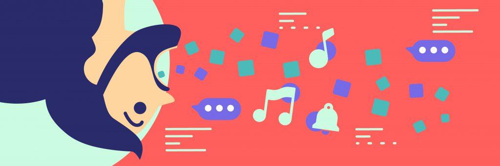 Jingles in Audio Ads advertising Man Talking