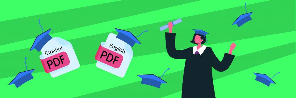 Certified Official Translators PDF Graduate