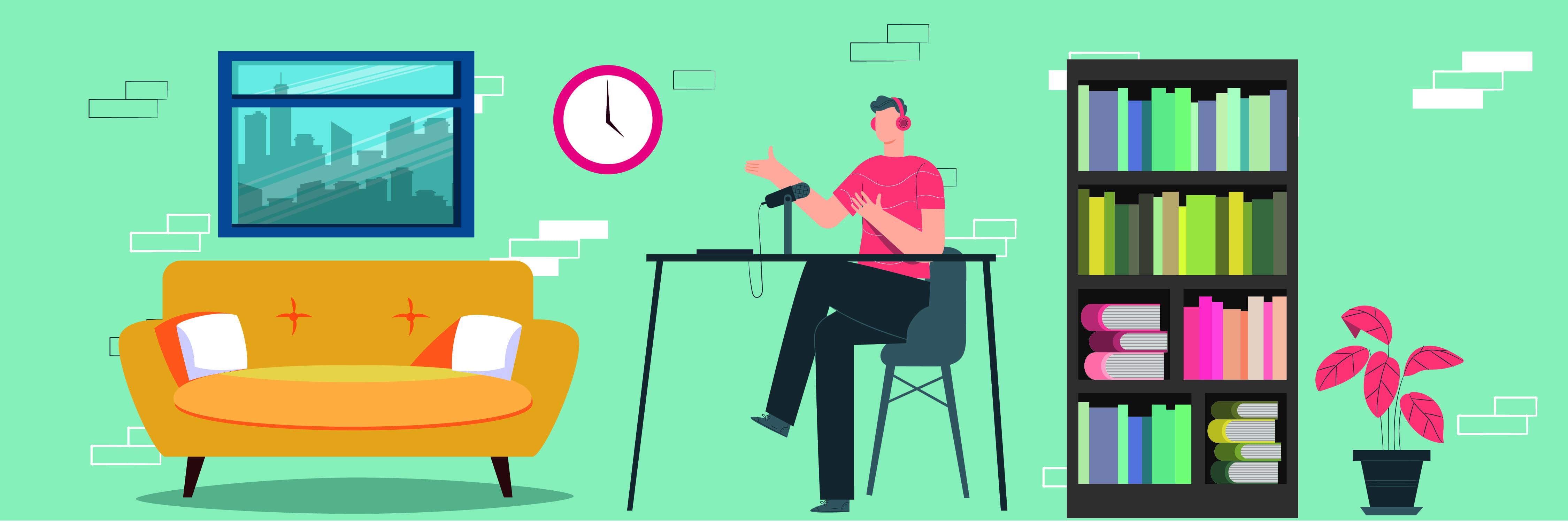freelance podcast and freelance podcasting