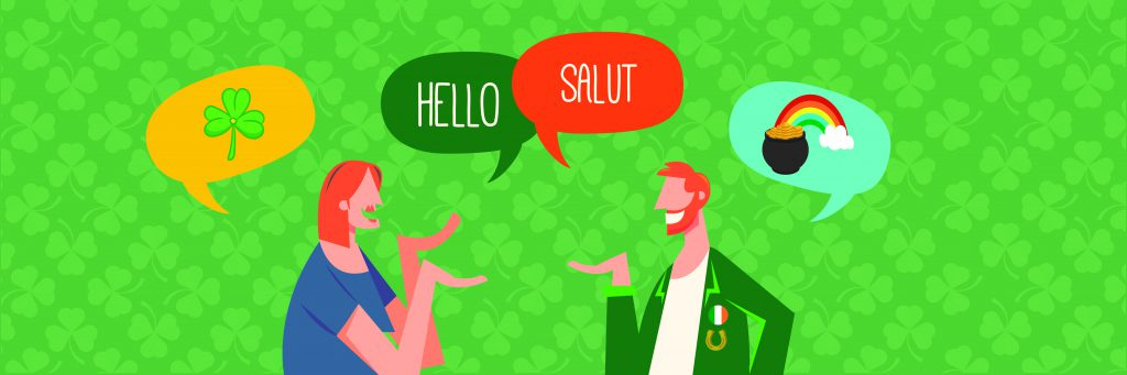 Irish Accents and Localization for Success