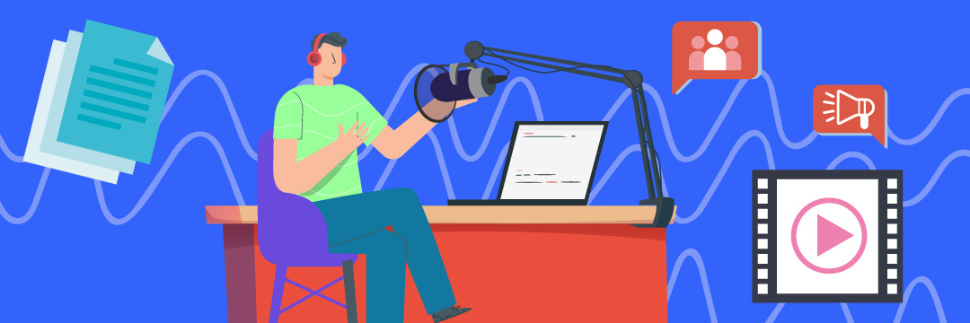 voice over podcasts for voice acting