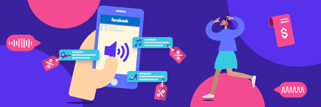 Facebook Audio Ads: A Gold Mine for Futuristic Businesses