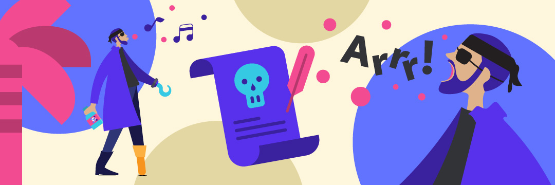How to Talk Like a Pirate: A Primer for Content Creators