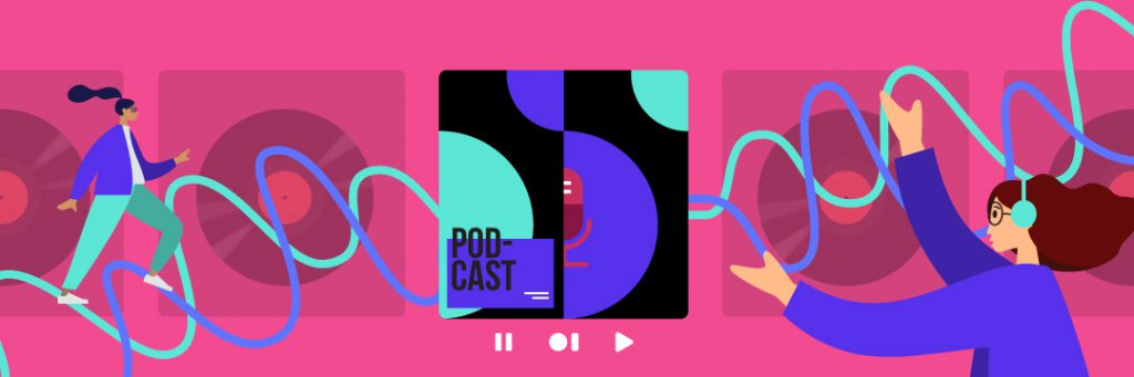 Podcast Cover Art – A Glimpse Into Your Podcast