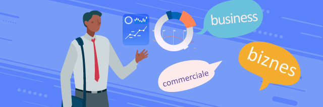 Business Translation for language translation