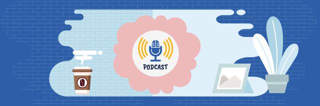 Pocast Logo for podcasting