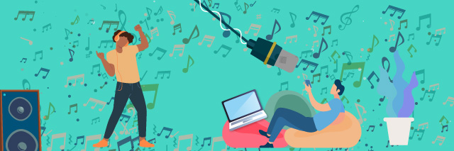 Podcast Music for podcasters