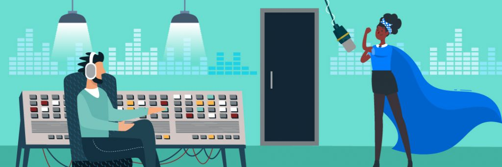 Voice Over in Cartoons: How to Get Started in this Amazing Career