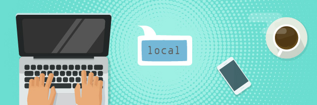remote work vs local work for companies