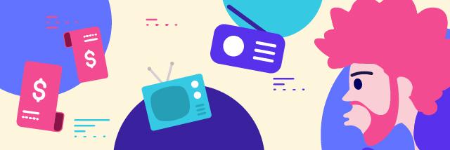 Branding services for content creators