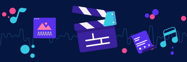 Demos video for content creators