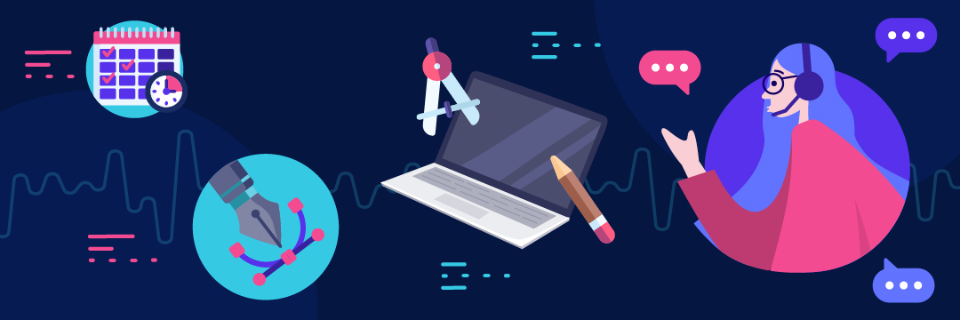 Freelance infographic designer for content creators