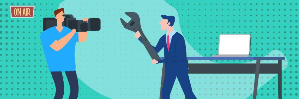Internal Videos: Improved Workplace Communication