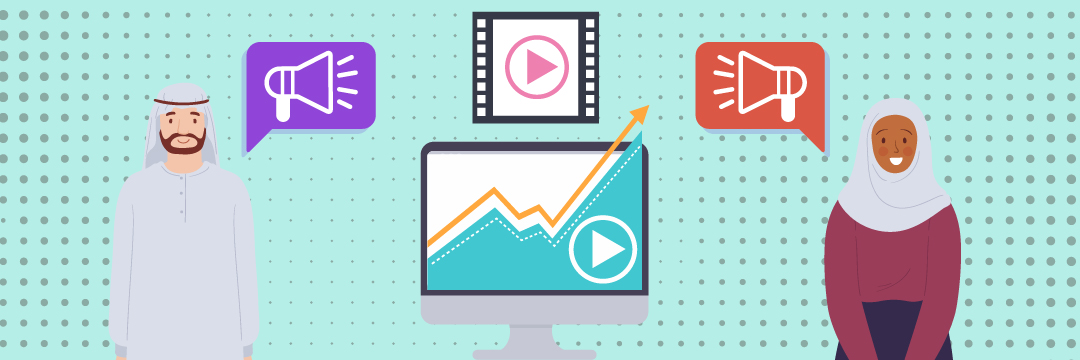 Native video ads for content creators