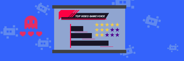 Top video game voice actor for indie studios