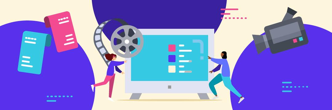 movie trailer script for content creators