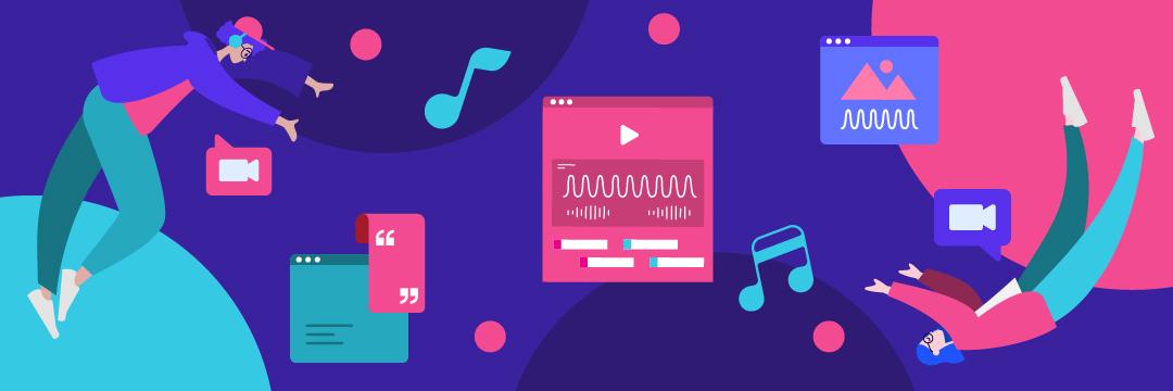 video content marketing for studios