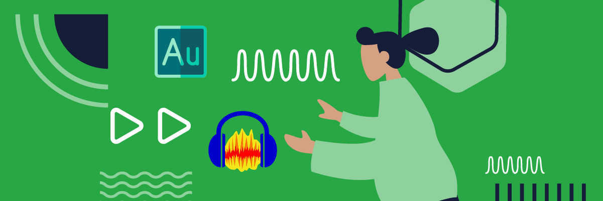 Adobe Audition Vs. Audacity – What Next Podcasters?