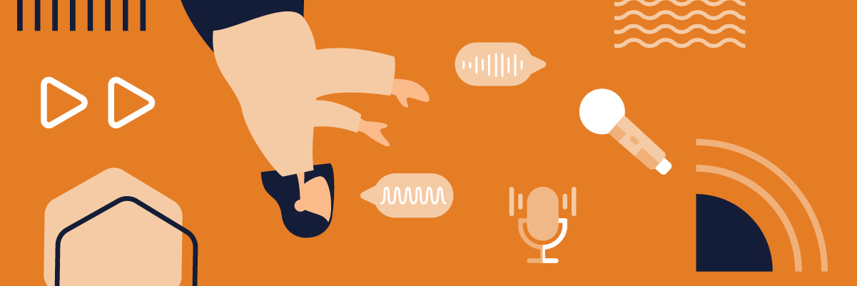 how to become a podcaster