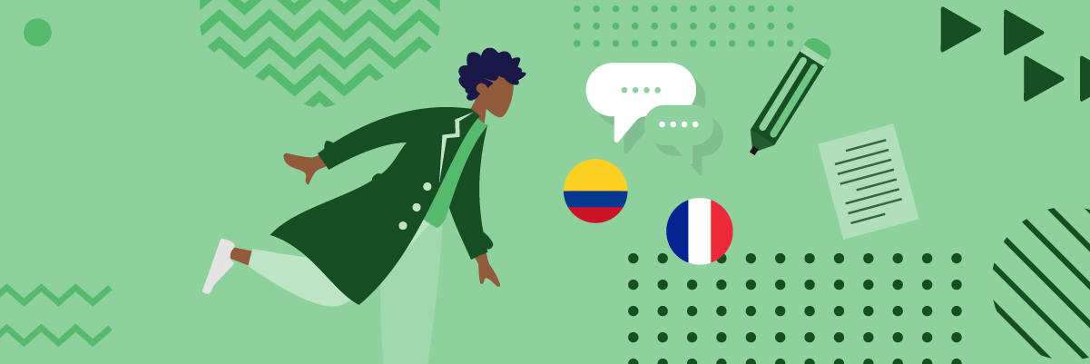 Spanish to French Translation: A Romance of Languages