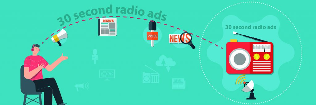 30 Second Radio Ads — Turning Listeners Into Fans